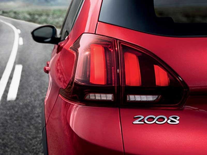 Peugeot - 2008